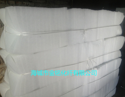 High elastic cotton